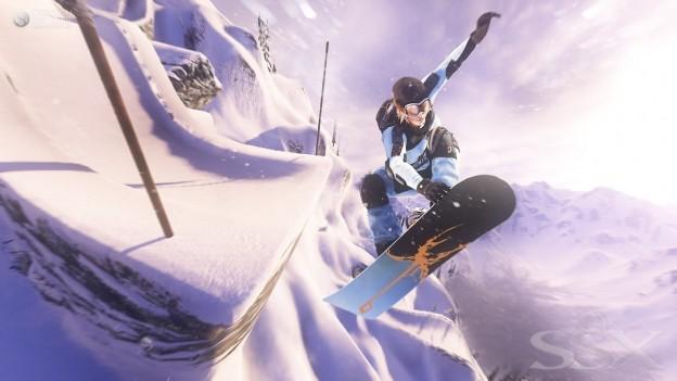 SSX Screenshot #16 for Xbox 360