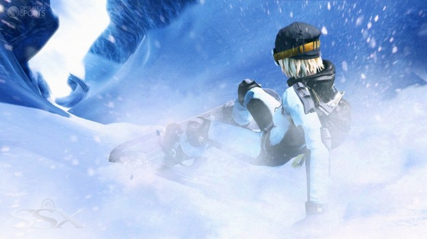 SSX Screenshot #17 for Xbox 360