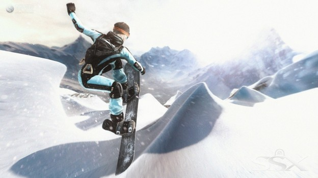 SSX Screenshot #18 for Xbox 360