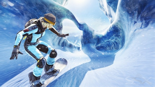 SSX Screenshot #19 for Xbox 360