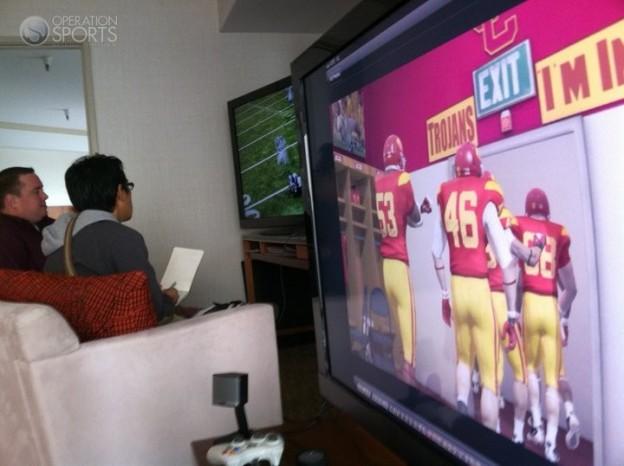NCAA Football 12 Screenshot #46 for Xbox 360