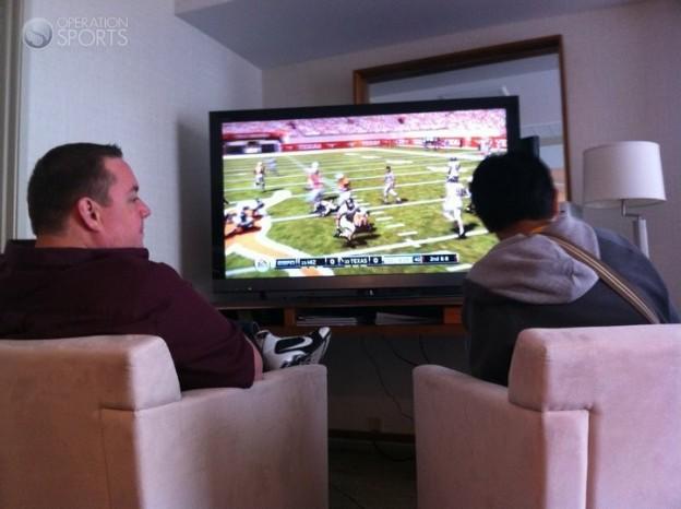 NCAA Football 12 Screenshot #47 for Xbox 360