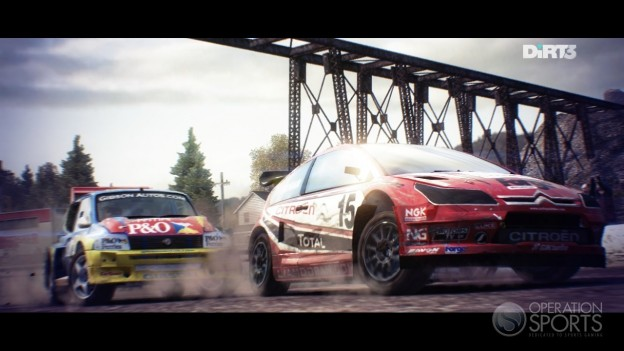 DiRT 3 Screenshot #17 for Xbox 360