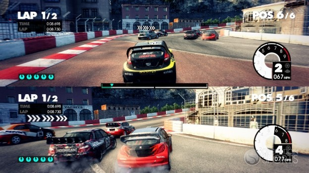 DiRT 3 Screenshot #6 for PC