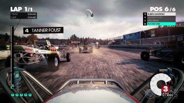 DiRT 3 Screenshot #7 for PC