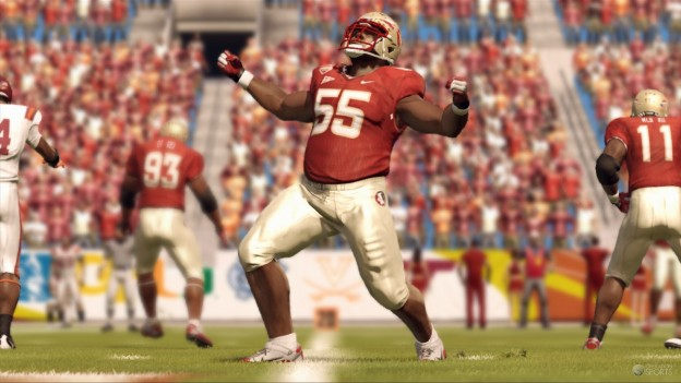 NCAA Football 12 Screenshot #55 for Xbox 360