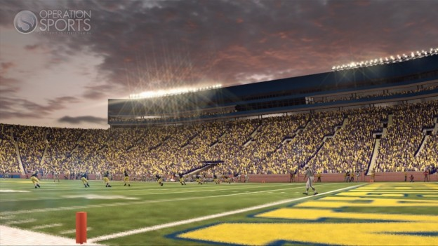 NCAA Football 12 Screenshot #57 for Xbox 360