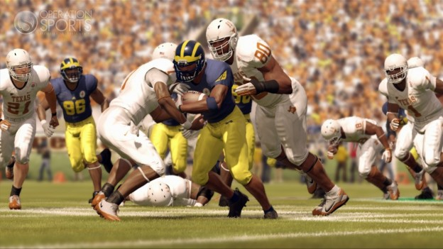NCAA Football 12 Screenshot #43 for PS3