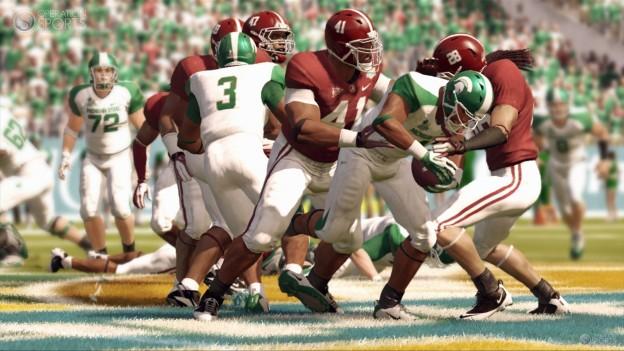 NCAA Football 12 Screenshot #45 for PS3