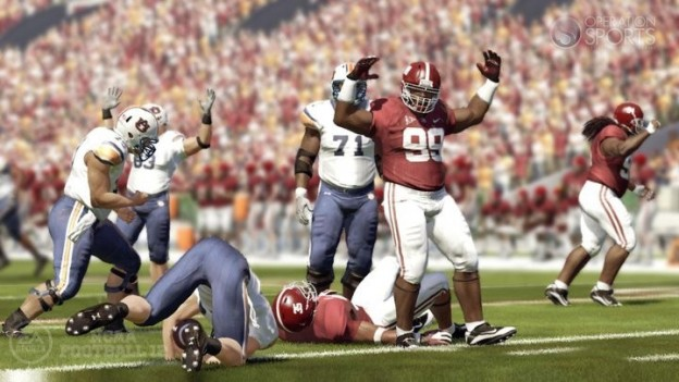 NCAA Football 12 Screenshot #47 for PS3