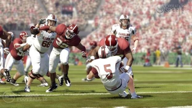 NCAA Football 12 Screenshot #48 for PS3