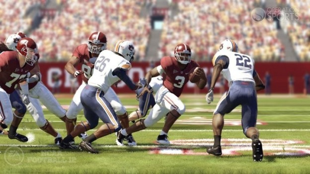 NCAA Football 12 Screenshot #50 for PS3