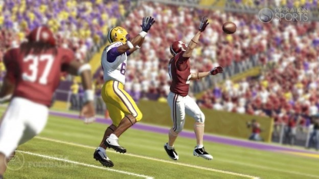 NCAA Football 12 Screenshot #52 for PS3
