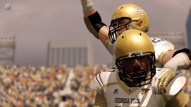 NCAA Football 12 Screenshot #72 for Xbox 360