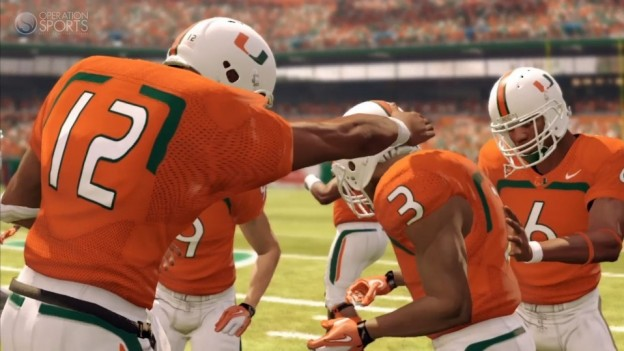 NCAA Football 12 Screenshot #76 for Xbox 360