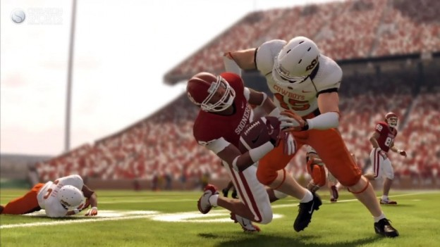 NCAA Football 12 Screenshot #81 for Xbox 360