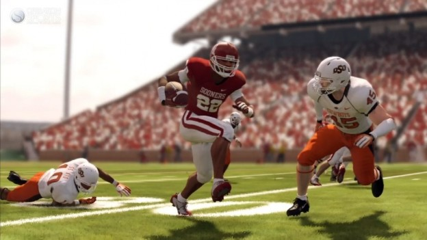 NCAA Football 12 Screenshot #82 for Xbox 360