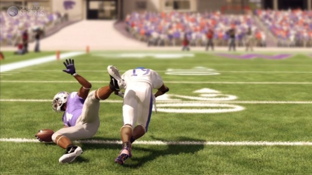 NCAA Football 12 Screenshot #90 for Xbox 360