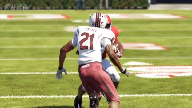 NCAA Football 12 Screenshot #105 for Xbox 360