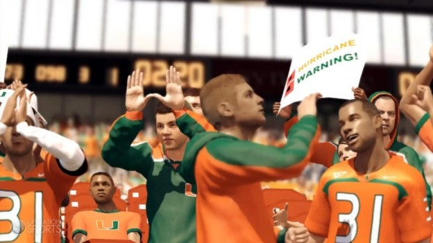 NCAA Football 12 Screenshot #63 for PS3