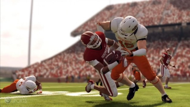 NCAA Football 12 Screenshot #75 for PS3