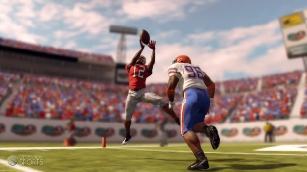 NCAA Football 12 Screenshot #79 for PS3