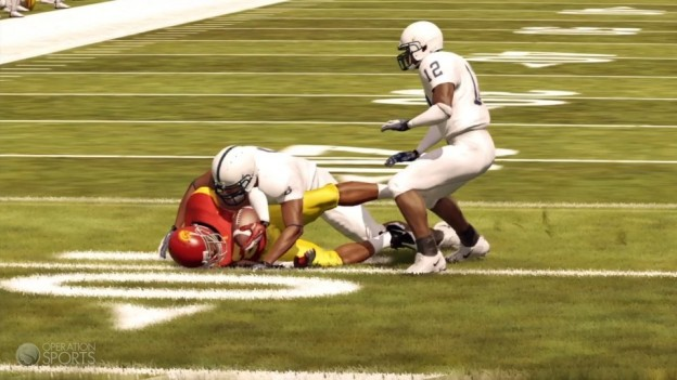 NCAA Football 12 Screenshot #95 for PS3