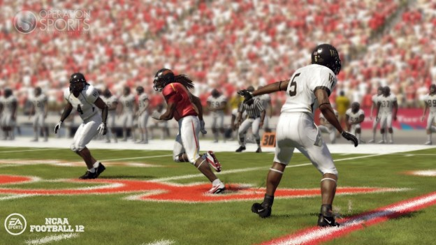 NCAA Football 12 Screenshot #127 for PS3