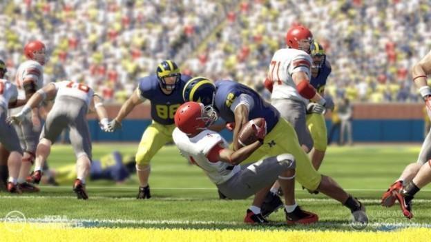NCAA Football 12 Screenshot #136 for Xbox 360