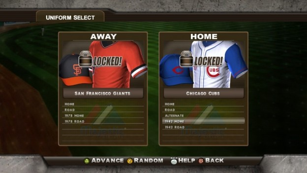 Major League Baseball 2K8 Screenshot #115 for Xbox 360