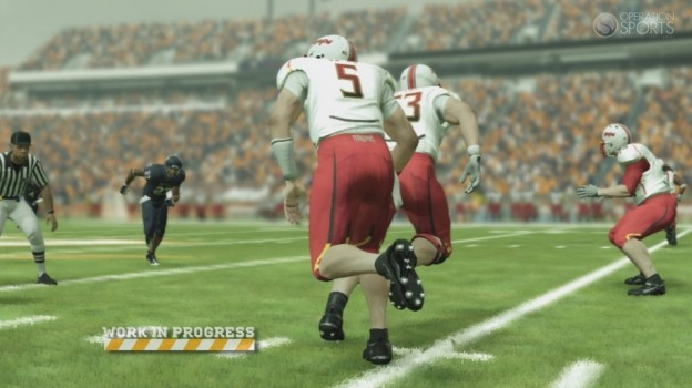 NCAA Football 12 Screenshot #137 for Xbox 360