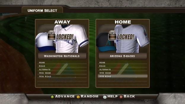 Major League Baseball 2K8 Screenshot #117 for Xbox 360