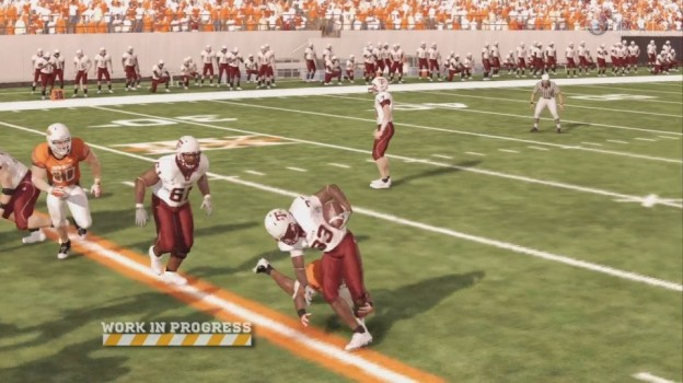 NCAA Football 12 Screenshot #140 for Xbox 360