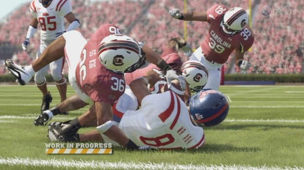 NCAA Football 12 Screenshot #142 for Xbox 360