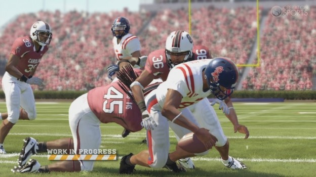 NCAA Football 12 Screenshot #143 for Xbox 360