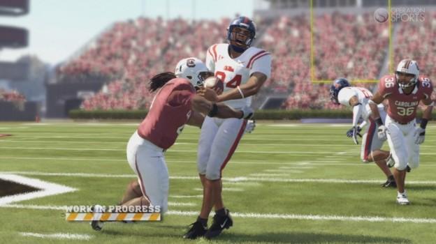 NCAA Football 12 Screenshot #144 for Xbox 360