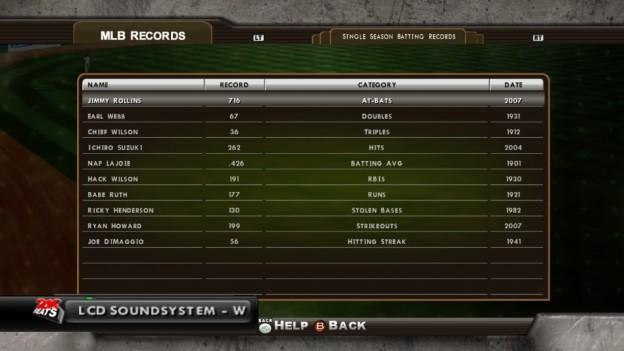 Major League Baseball 2K8 Screenshot #118 for Xbox 360