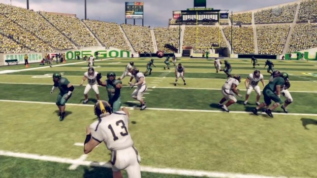 NCAA Football 12 Screenshot #156 for Xbox 360