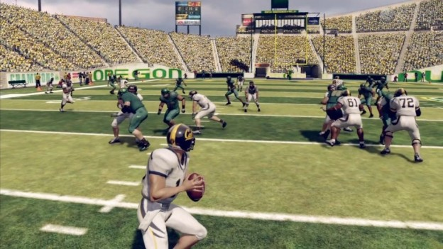 NCAA Football 12 Screenshot #157 for Xbox 360