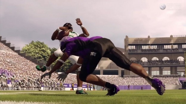 NCAA Football 12 Screenshot #168 for Xbox 360