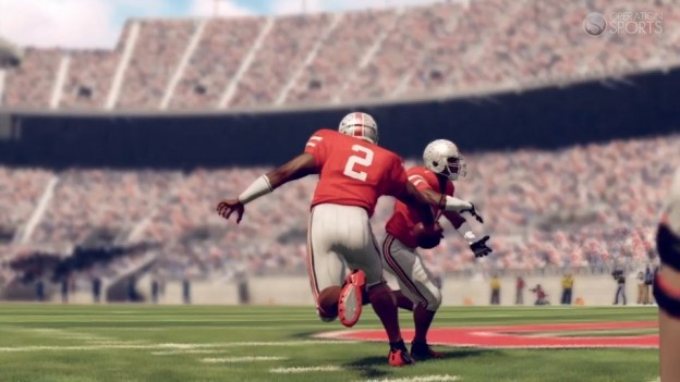 NCAA Football 12 Screenshot #172 for Xbox 360