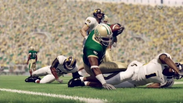 NCAA Football 12 Screenshot #177 for Xbox 360