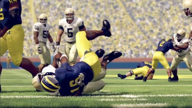 NCAA Football 12 Screenshot #181 for Xbox 360
