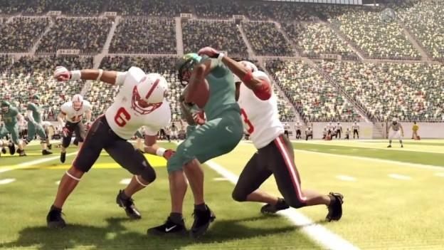 NCAA Football 12 Screenshot #190 for Xbox 360