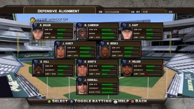 Major League Baseball 2K8 Screenshot #124 for Xbox 360