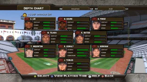 Major League Baseball 2K8 Screenshot #125 for Xbox 360
