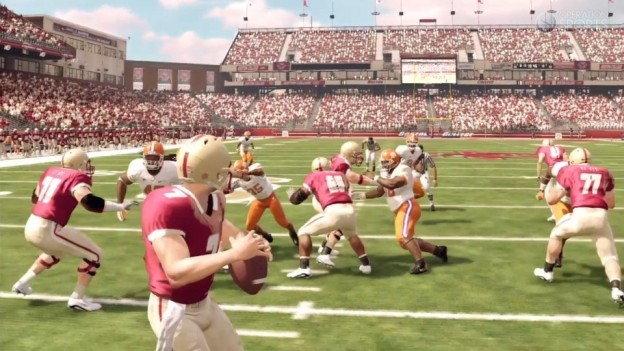 NCAA Football 12 Screenshot #219 for Xbox 360