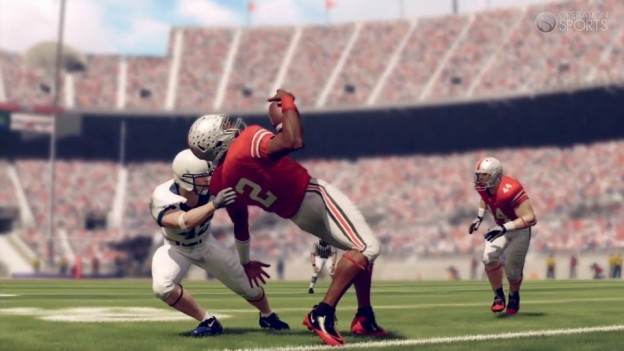NCAA Football 12 Screenshot #222 for Xbox 360