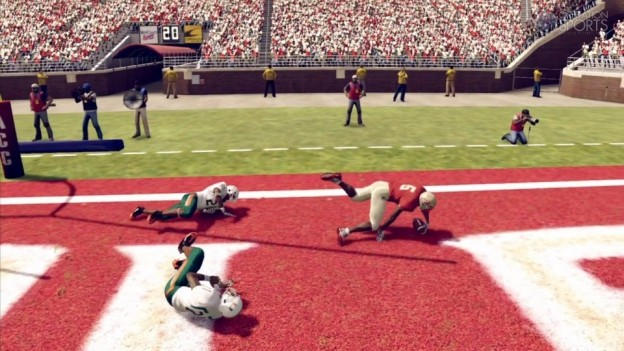 NCAA Football 12 Screenshot #225 for Xbox 360