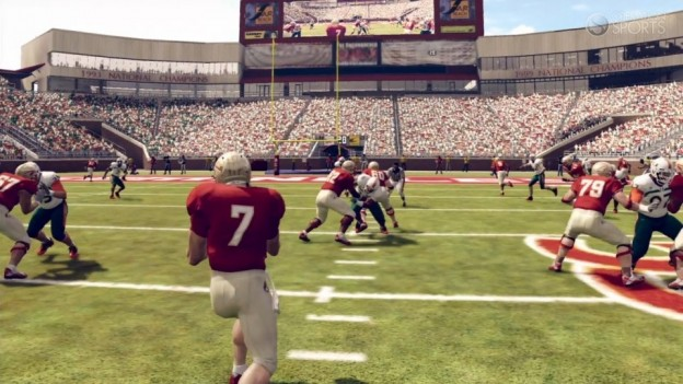 NCAA Football 12 Screenshot #228 for Xbox 360